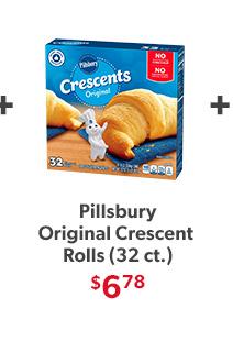 Pillsbury Original Crescent Rolls (32 ct.)