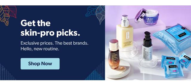 Get the skin-pro picks. Shop Now.